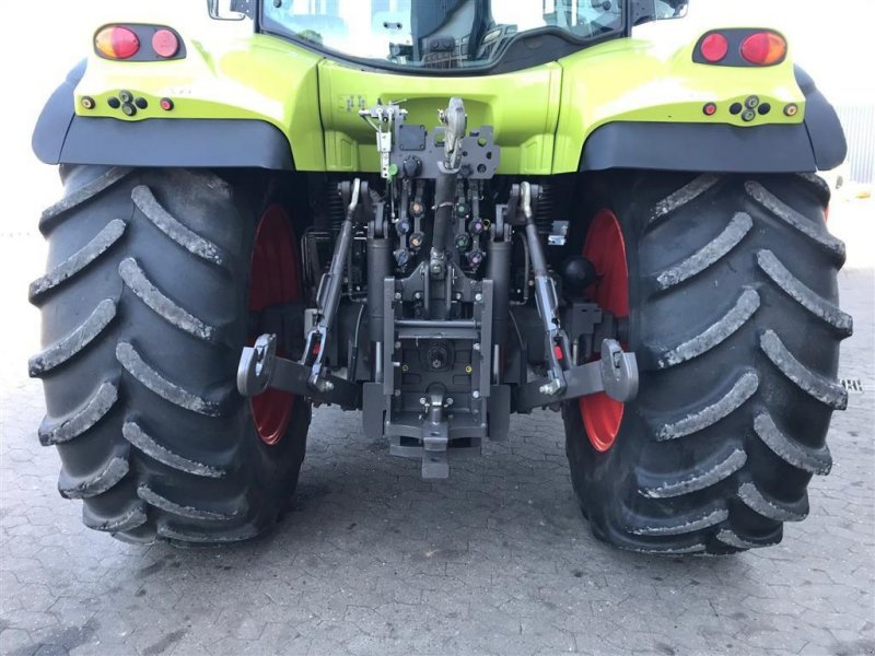 Traktor a típus CLAAS Arion 630 Cis Pæn stand., Gebrauchtmaschine ekkor: Ribe (Kép 4)