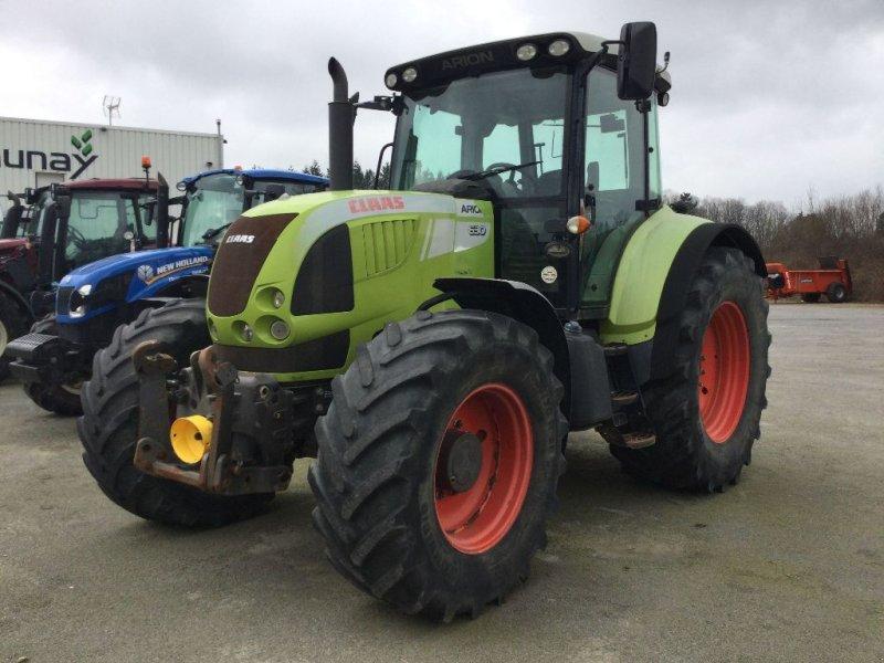 Traktor a típus CLAAS Arion 630 CIS, Gebrauchtmaschine ekkor: BRECE (Kép 1)