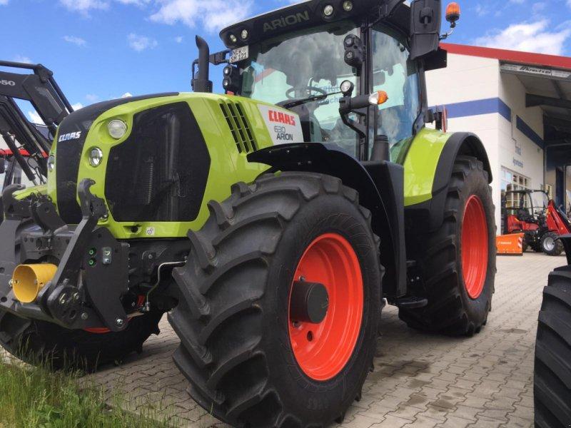 Traktor типа CLAAS Arion 630 CIS, Neumaschine в Moosbach (Фотография 1)