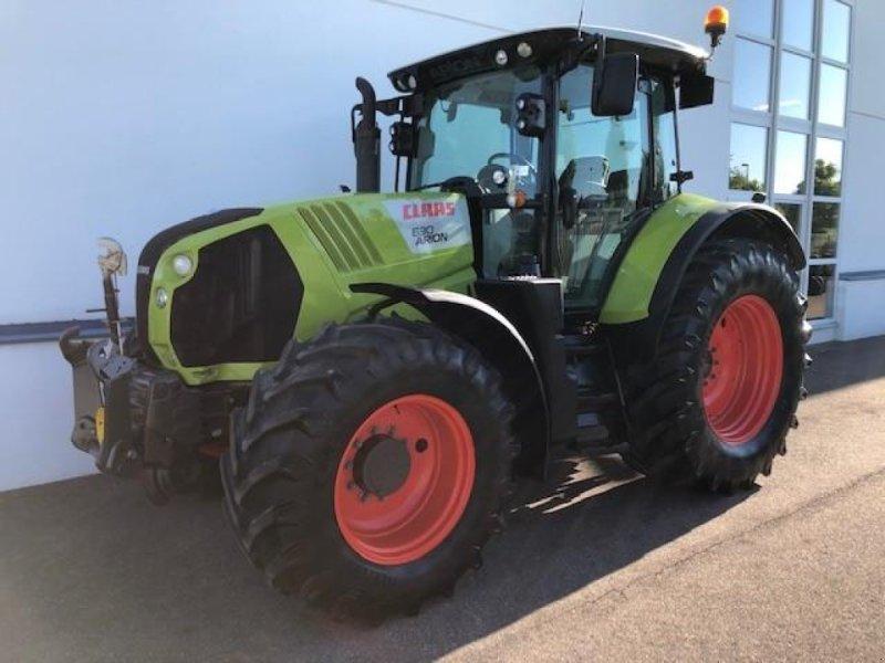 Traktor типа CLAAS ARION 630 CIS, Gebrauchtmaschine в Langenau (Фотография 1)