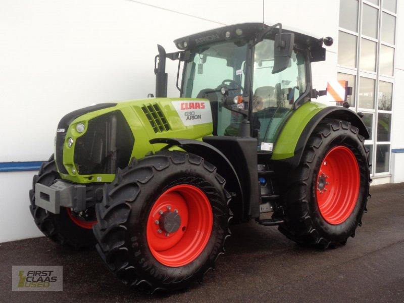 Traktor a típus CLAAS ARION 630 CIS, Gebrauchtmaschine ekkor: Langenau (Kép 1)