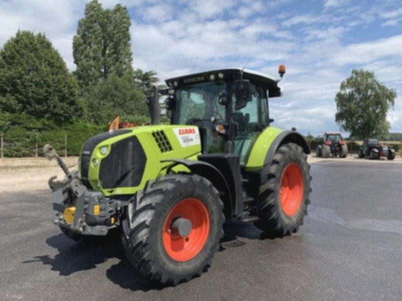 Traktor типа CLAAS arion 630 cis, Gebrauchtmaschine в ARC SUR TILLE (Фотография 1)