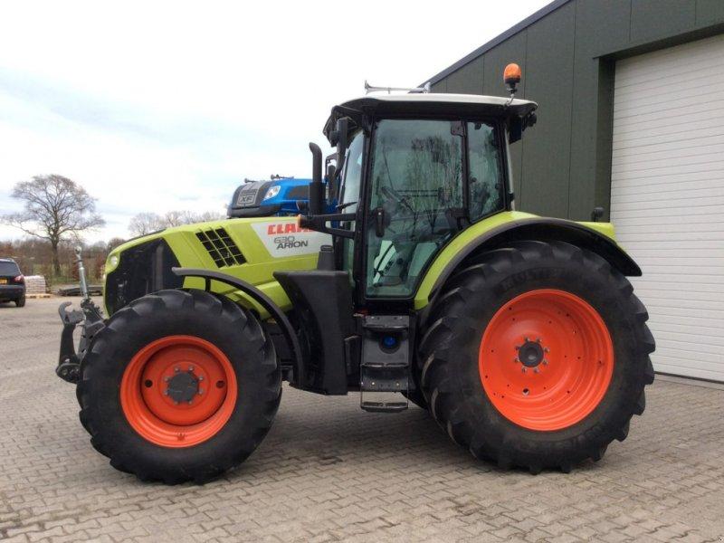 Traktor des Typs CLAAS Arion 630 CIS, Gebrauchtmaschine in Altenfelden (Bild 1)