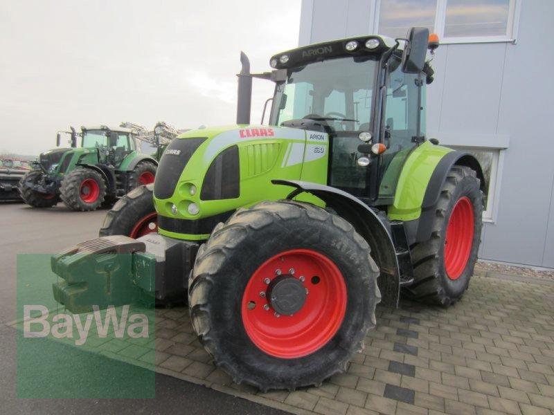 Traktor typu CLAAS ARION 630 CIS, Gebrauchtmaschine v Großweitzschen  (Obrázok 1)