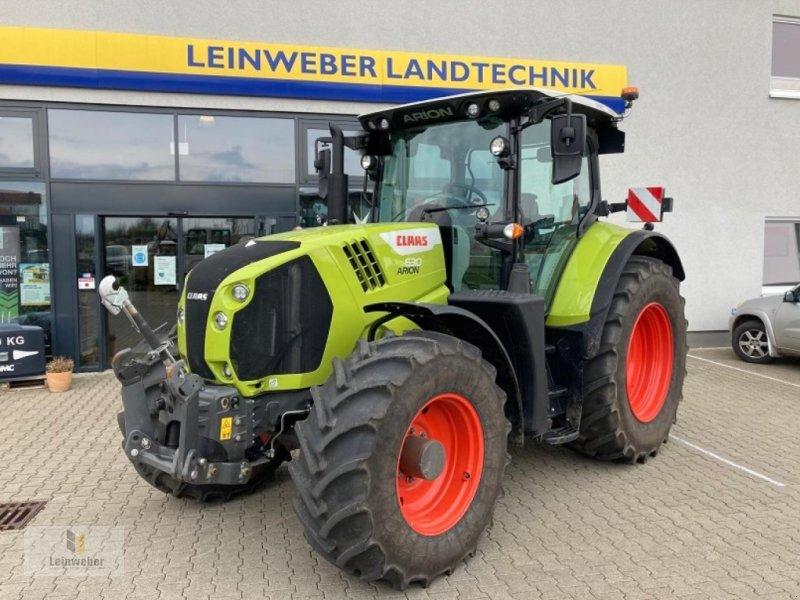 Traktor типа CLAAS Arion 630 CIS, Gebrauchtmaschine в Neuhof - Dorfborn (Фотография 1)