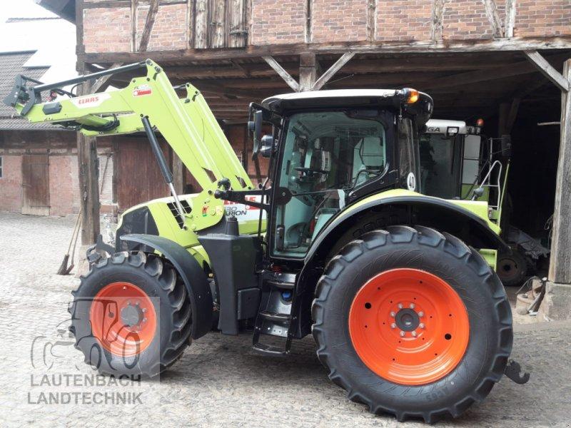 Traktor des Typs CLAAS Arion 630 CIS, Gebrauchtmaschine in Rollshausen (Bild 1)