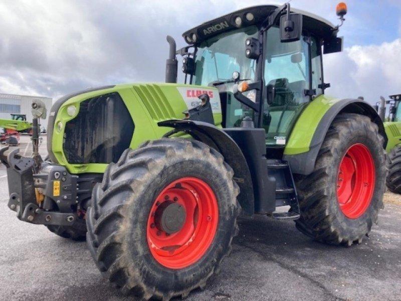 Traktor типа CLAAS arion 630 cmatic (a37/200), Gebrauchtmaschine в PONTIVY (56 - MORBIHAN) (Фотография 1)