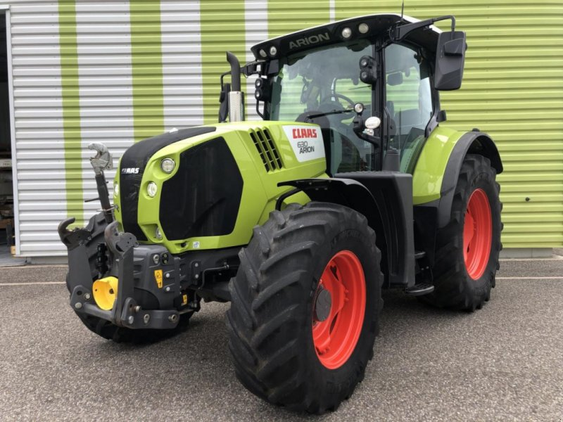 Traktor типа CLAAS arion 630 cmatic (a77/200), Gebrauchtmaschine в AILLAS (33 - GIRONDE) (Фотография 1)