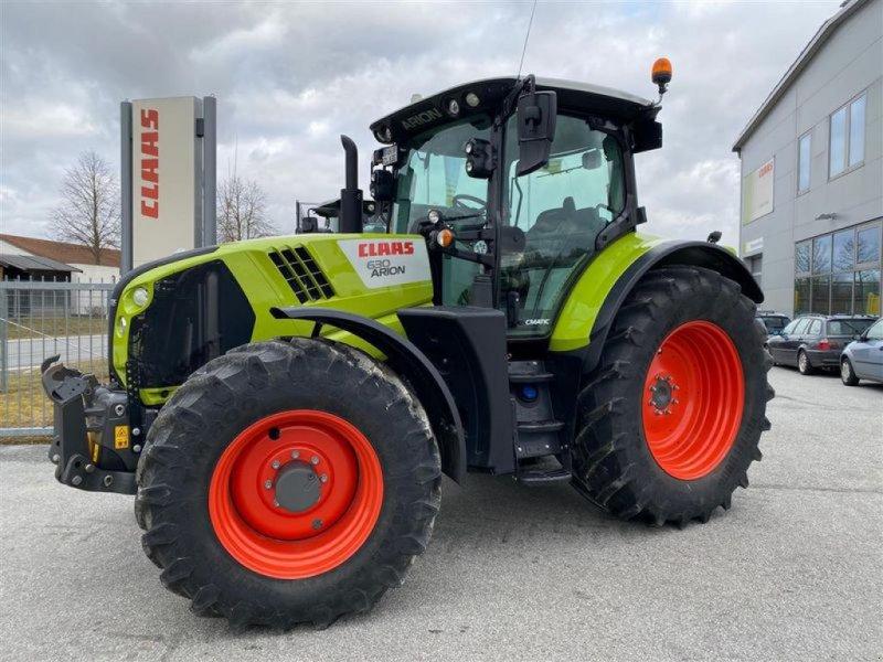 Traktor типа CLAAS ARION 630 CMATIC CIS+, Vorführmaschine в Töging a. Inn (Фотография 1)