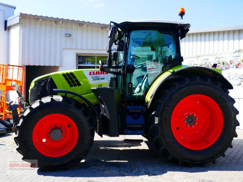 Traktor типа CLAAS ARION 630 CMATIC CIS+, Gebrauchtmaschine в Dorfen (Фотография 1)