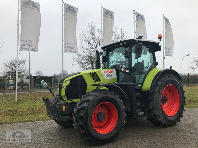 Traktor des Typs CLAAS Arion 630 CMATIC, Gebrauchtmaschine in Stralendorf (Bild 1)