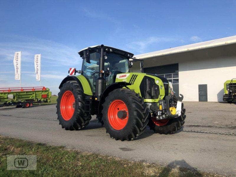 Traktor des Typs CLAAS Arion 630 (Stage V), Vorführmaschine in Zell an der Pram (Bild 1)