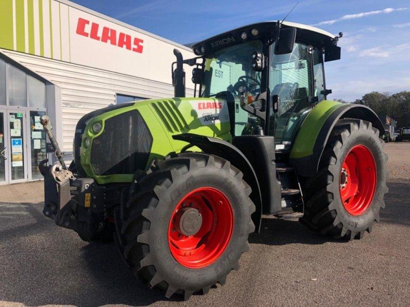 Traktor типа CLAAS arion 630 t4i, Gebrauchtmaschine в CHEMINOT (57 - MOSELLE) (Фотография 1)