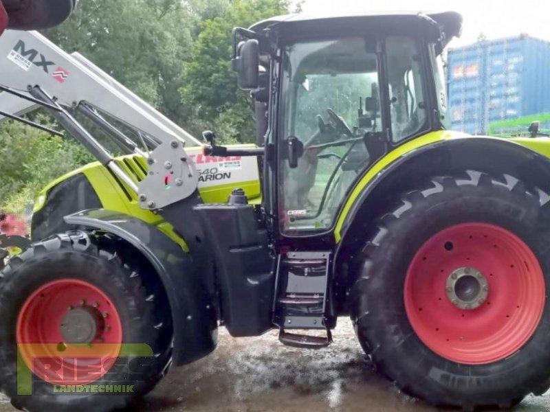 Traktor tipa CLAAS ARION 640 CEBIS 3b, Gebrauchtmaschine u Homberg (Ohm) - Maulbach (Slika 1)