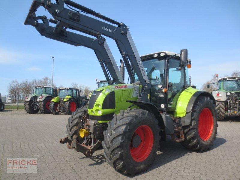Traktor typu CLAAS ARION 640 CEBIS Hexashift, Gebrauchtmaschine w Bockel - Gyhum (Zdjęcie 1)