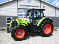 CLAAS ARION 640 CEBIS Med frontlift Traktor