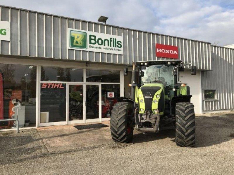 Traktor типа CLAAS ARION 640 CEBIS T4, Gebrauchtmaschine в RENAGE (Фотография 1)