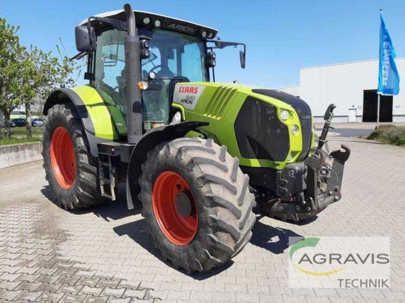 Traktor типа CLAAS ARION 640 CEBIS TIER 4I, Gebrauchtmaschine в Alpen (Фотография 1)
