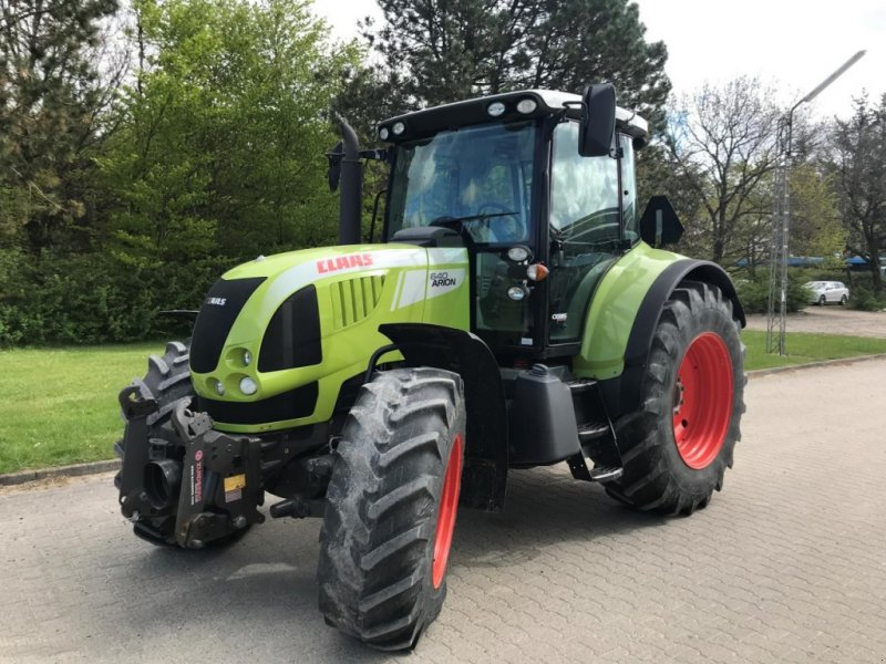Traktor typu CLAAS ARION 640 CEBIS, Gebrauchtmaschine w Tim (Zdjęcie 1)