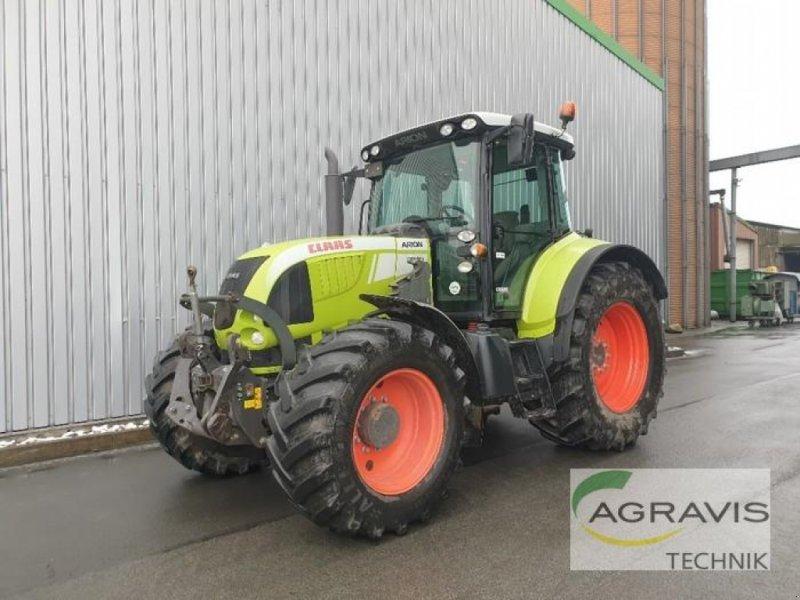 Traktor des Typs CLAAS ARION 640 CEBIS, Gebrauchtmaschine in Lage (Bild 1)