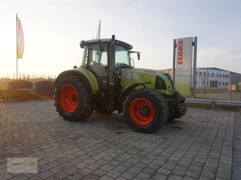 Traktor des Typs CLAAS Arion 640 CEBIS, Gebrauchtmaschine in Töging am Inn (Bild 1)