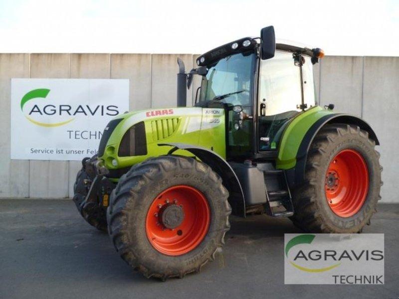 Traktor des Typs CLAAS ARION 640 CEBIS, Gebrauchtmaschine in Melle (Bild 1)
