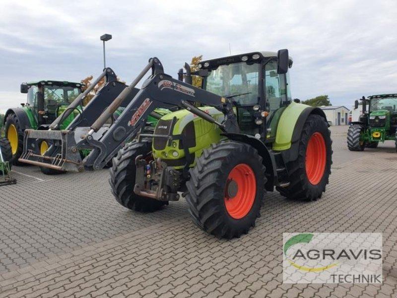 Traktor des Typs CLAAS ARION 640 CEBIS, Gebrauchtmaschine in Calbe / Saale (Bild 1)