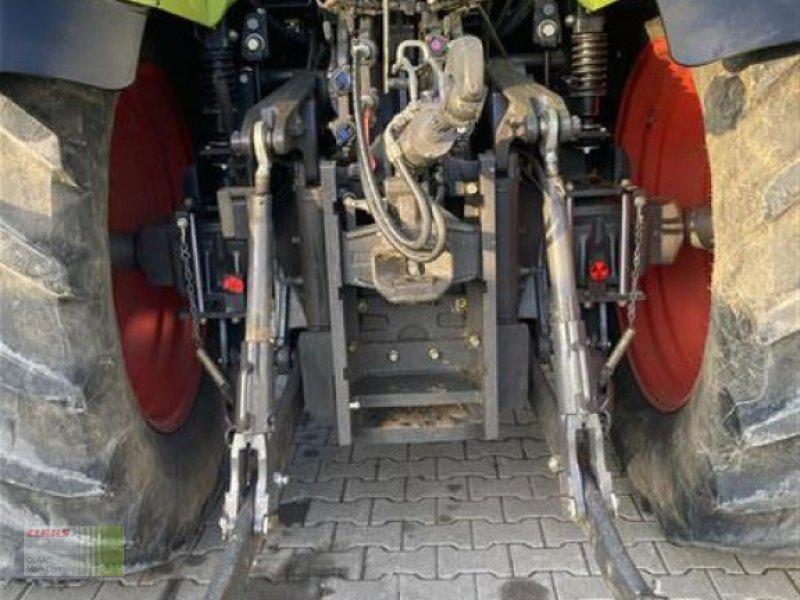 Traktor des Typs CLAAS ARION 640 CEBIS, Gebrauchtmaschine in Aurach (Bild 17)