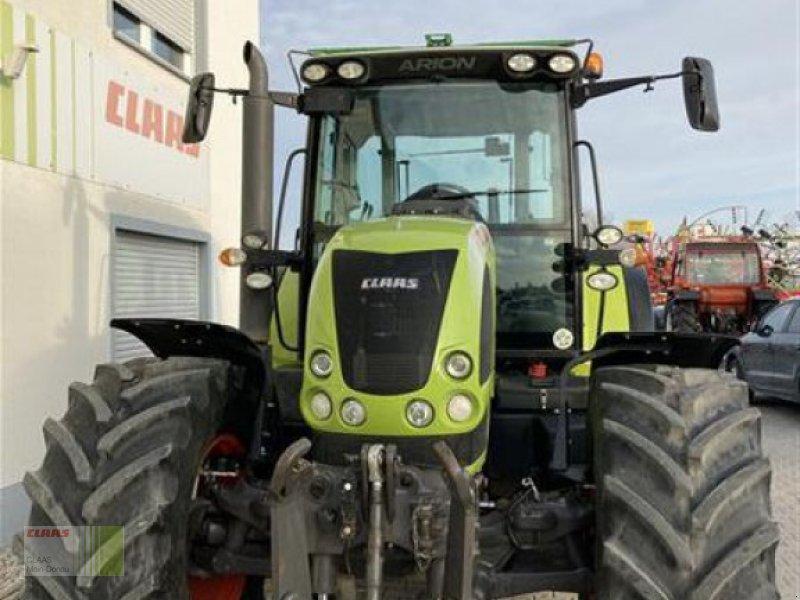 Traktor des Typs CLAAS ARION 640 CEBIS, Gebrauchtmaschine in Aurach (Bild 15)