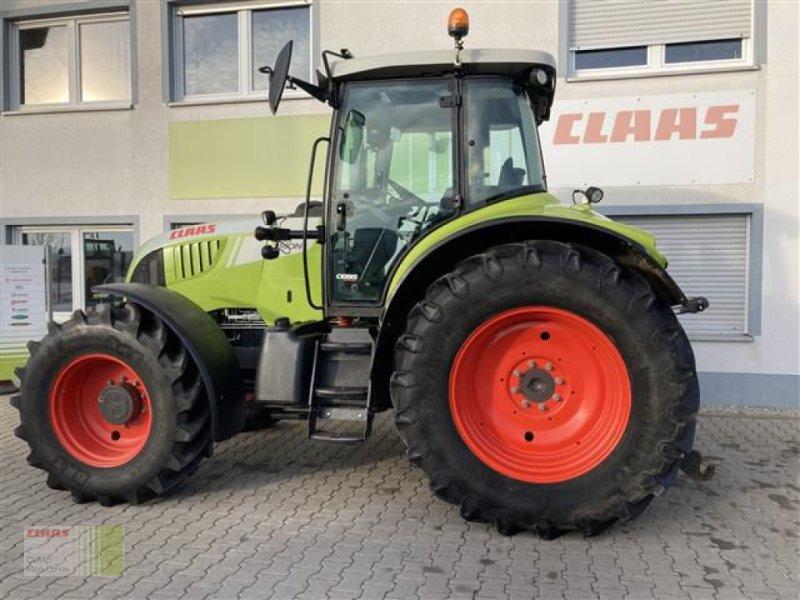 Traktor des Typs CLAAS ARION 640 CEBIS, Gebrauchtmaschine in Aurach (Bild 5)
