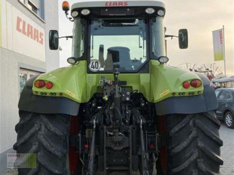 Traktor des Typs CLAAS ARION 640 CEBIS, Gebrauchtmaschine in Aurach (Bild 11)