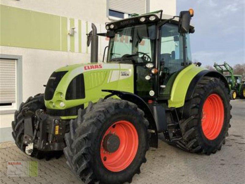 Traktor des Typs CLAAS ARION 640 CEBIS, Gebrauchtmaschine in Aurach (Bild 7)