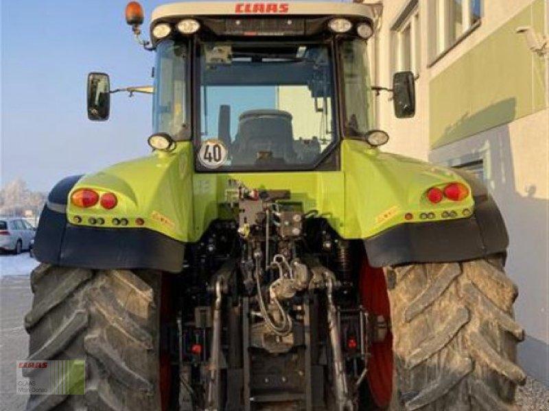 Traktor des Typs CLAAS ARION 640 CEBIS, Gebrauchtmaschine in Aurach (Bild 14)
