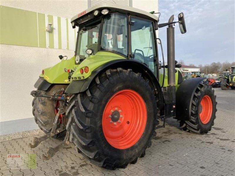 Traktor des Typs CLAAS ARION 640 CEBIS, Gebrauchtmaschine in Aurach (Bild 3)