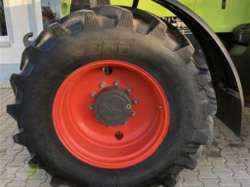 Traktor des Typs CLAAS ARION 640 CEBIS, Gebrauchtmaschine in Aurach (Bild 21)