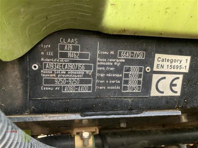 Traktor des Typs CLAAS ARION 640 CEBIS, Gebrauchtmaschine in Aurach (Bild 19)