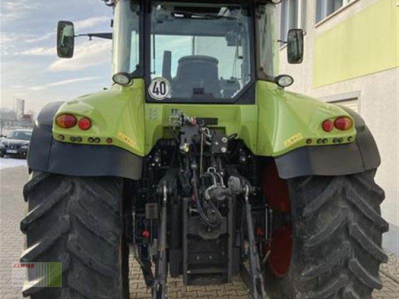 Traktor des Typs CLAAS ARION 640 CEBIS, Gebrauchtmaschine in Aurach (Bild 13)