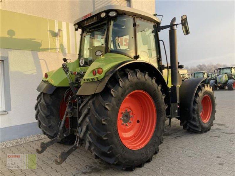 Traktor des Typs CLAAS ARION 640 CEBIS, Gebrauchtmaschine in Aurach (Bild 4)