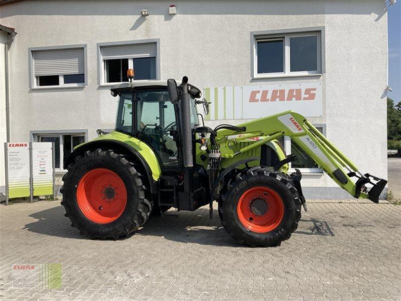 Traktor des Typs CLAAS ARION 640 CEBIS, Gebrauchtmaschine in Aurach (Bild 1)