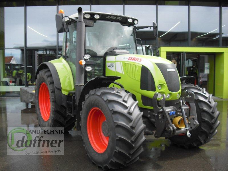 Traktor типа CLAAS Arion 640 CEBIS, Gebrauchtmaschine в Hohentengen (Фотография 1)