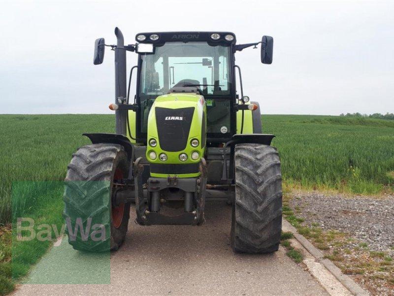 Traktor des Typs CLAAS Arion 640 CEBIS, Gebrauchtmaschine in Nufringen (Bild 4)