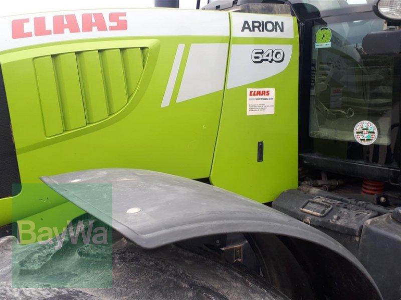 Traktor του τύπου CLAAS Arion 640 CEBIS, Gebrauchtmaschine σε Nufringen (Φωτογραφία 8)