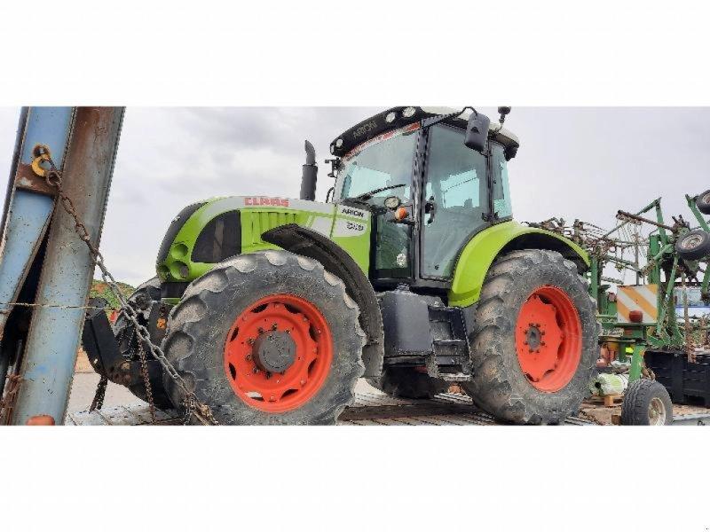 Traktor типа CLAAS ARION 640 CEBIS, Gebrauchtmaschine в MONTIGNAC (Фотография 1)