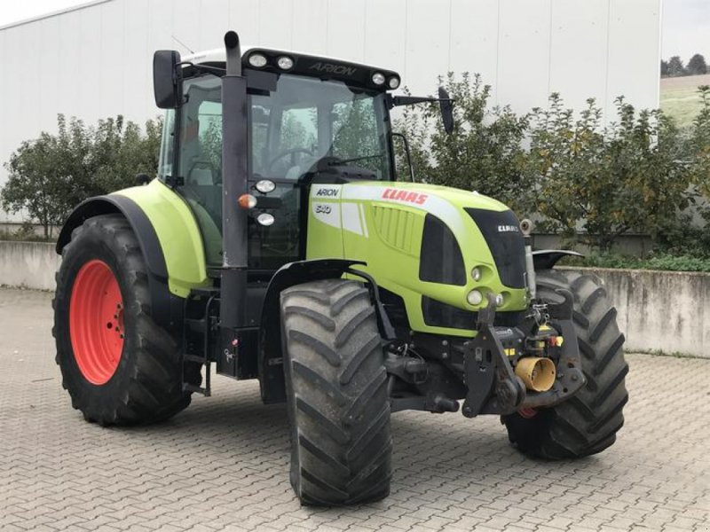 Traktor a típus CLAAS ARION 640 CEBIS, Gebrauchtmaschine ekkor: Kleve (Kép 1)