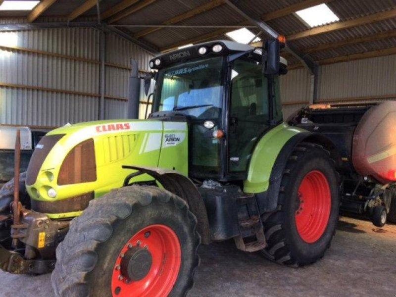 Traktor des Typs CLAAS ARION 640 CEBIS, Gebrauchtmaschine in  (Bild 1)