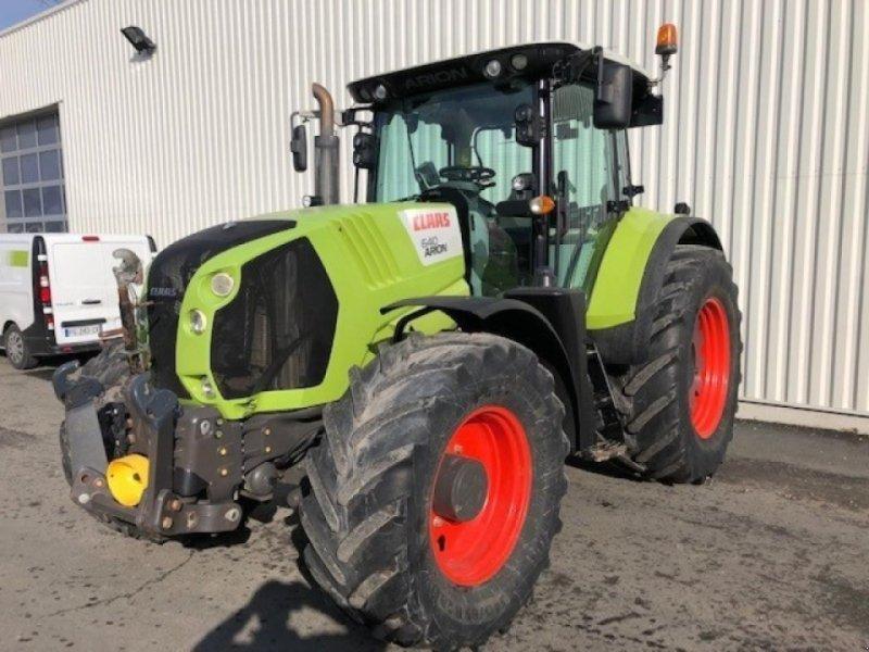 Traktor типа CLAAS arion 640 cebis, Gebrauchtmaschine в CHARNAY LES MACON (Фотография 1)