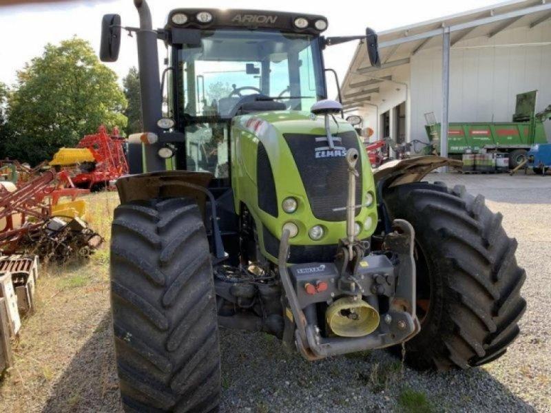 Traktor типа CLAAS arion 640 cebis, Gebrauchtmaschine в EPPINGEN (Фотография 1)