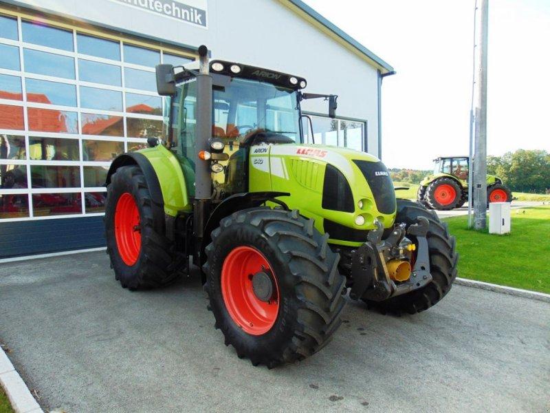 Traktor des Typs CLAAS Arion 640 Cebis, Gebrauchtmaschine in Neukirchen am Walde  (Bild 1)