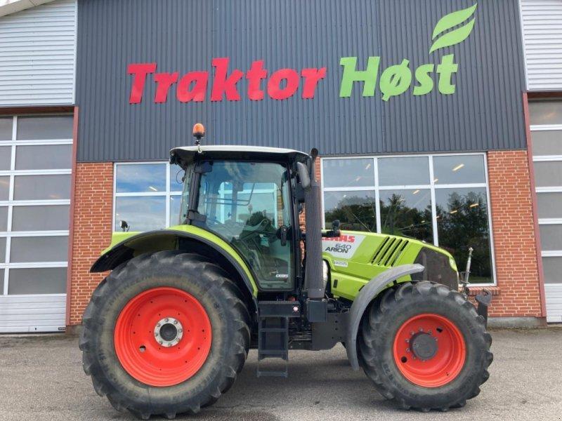 Traktor типа CLAAS ARION 640 Cebis, Gebrauchtmaschine в Aalestrup (Фотография 1)