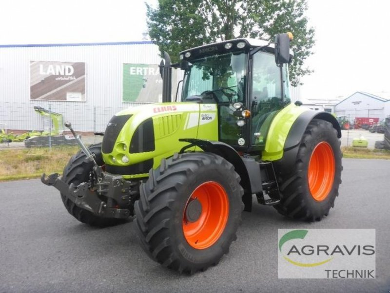 Bild CLAAS ARION 640 CEBIS